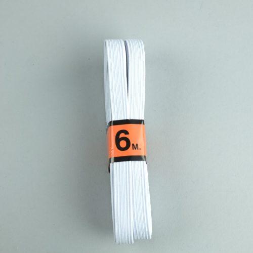 stevig wit elastiek van 10mm breed