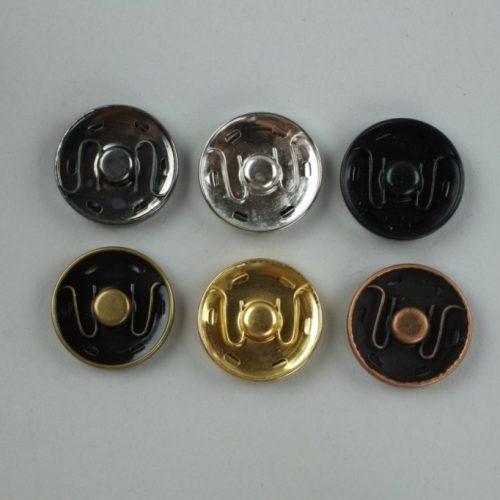 drukknopen metaal - seegers fournituren