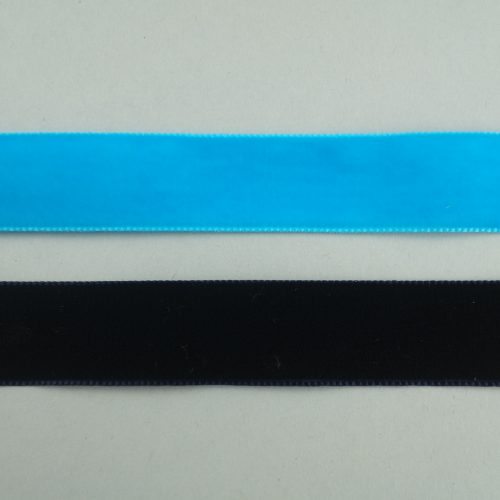 blauw fluweellint - seegers fournituren