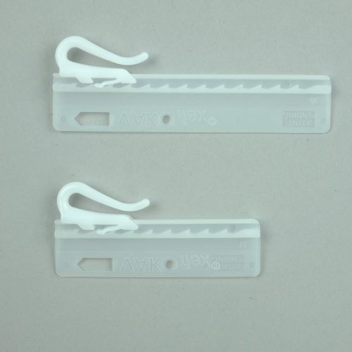 microflex gordijnhaken - seegers fournituren