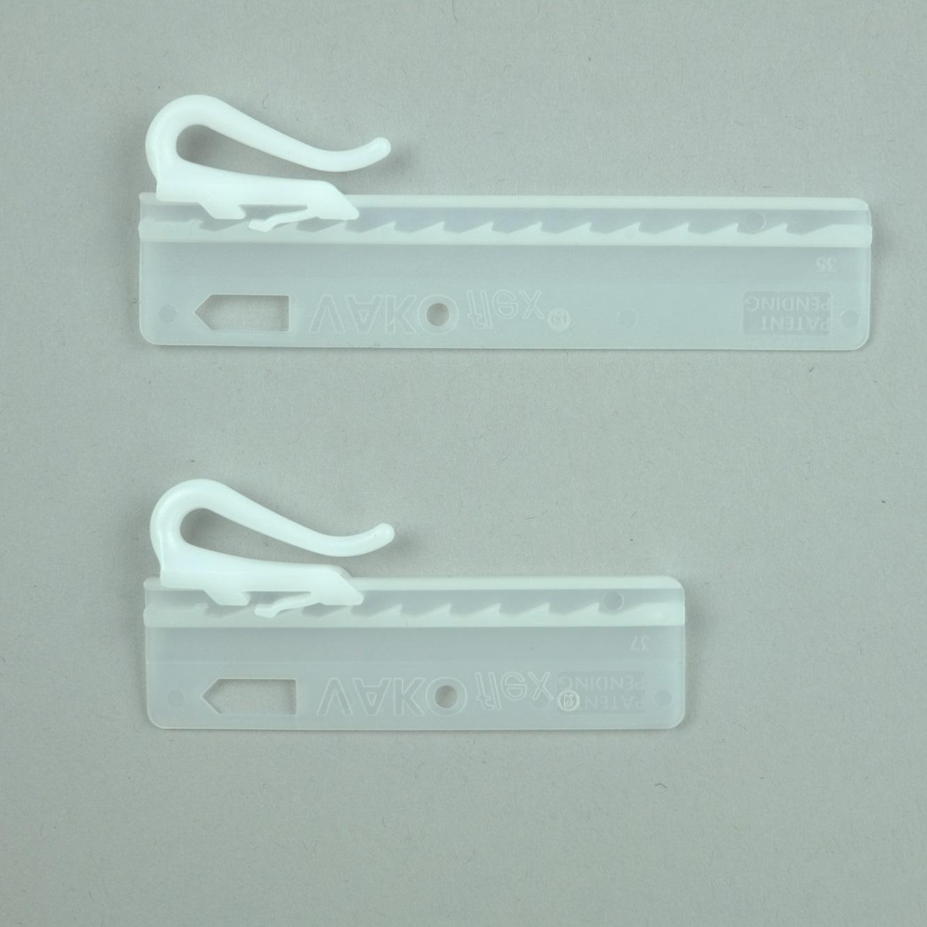 Gordijnhaken Microflex Seegers Fournituren