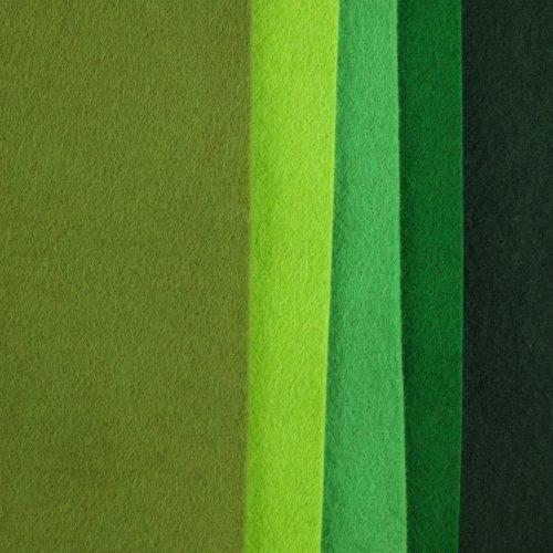groen wolvilt, hobbyvilt, seegers fournituren