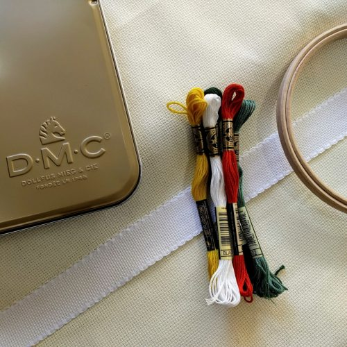 Borduurartikelen (DMC)