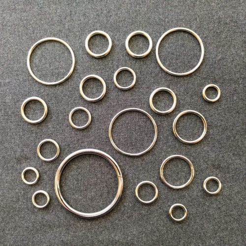 Ringen & musketonhaken