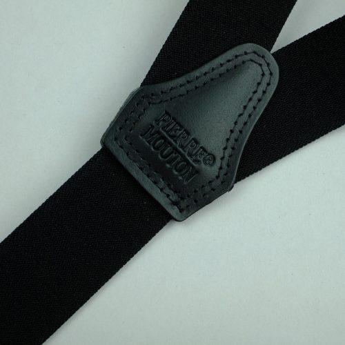 zwarte 3-clips bretels