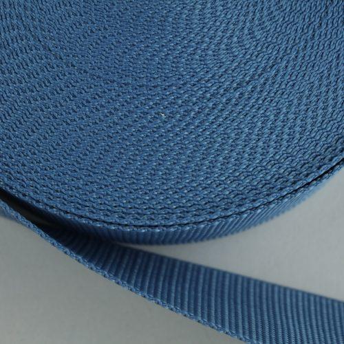 jeansblauw sjorband 5cm