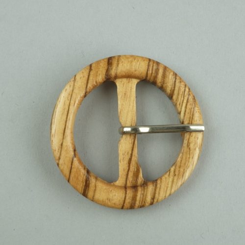houten gesp - seegers fournituren